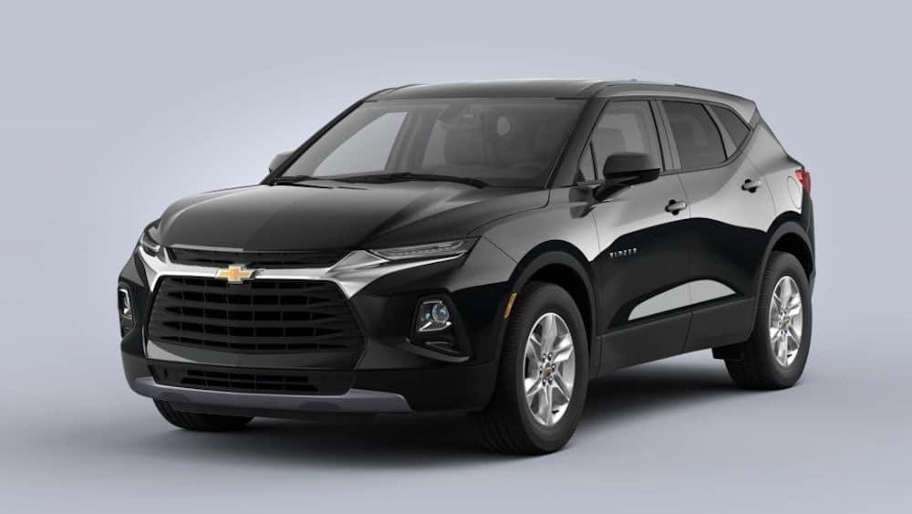 2020 Chevrolet Blazer - Black