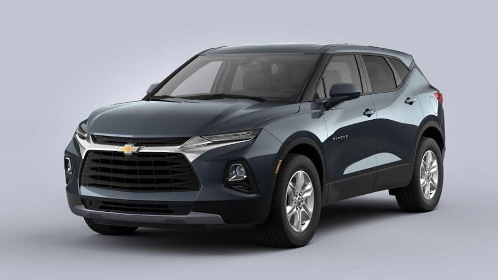2020 Chevrolet Blazer - Graphite Metallic
