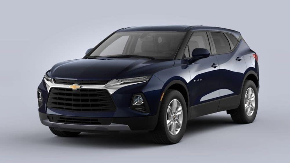2020 Chevrolet Blazer - Midnight Blue Metallic