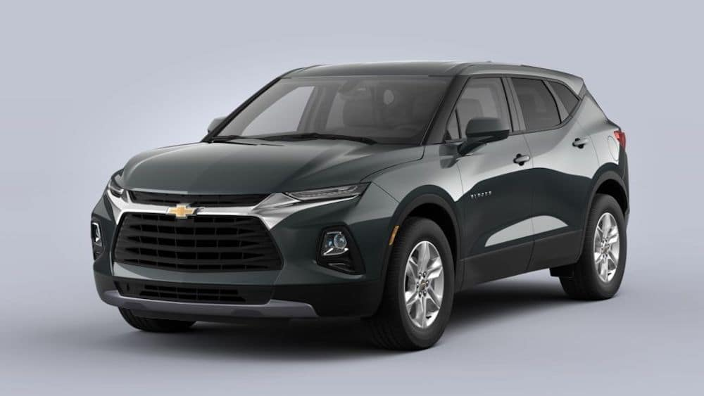 2020 Chevrolet Blazer - Nightfall Gray Metallic