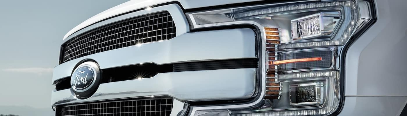 2020 Ford F-150 King Ranch grille