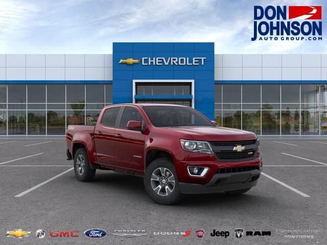 2020 Chevrolet Colorado Z71 Crew
