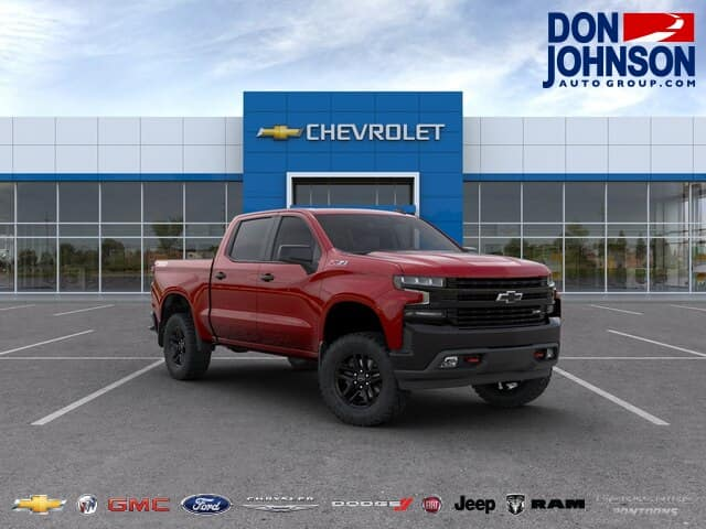 2020 Chevrolet Silverado Crew LT Trail Boss