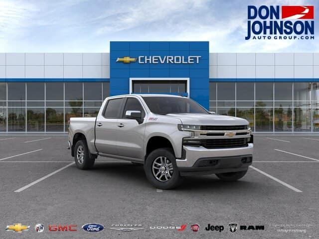 2020 Chevrolet Silverado LT Crew