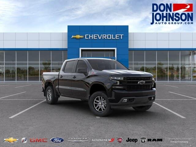 2020 Chevrolet Silverado RST 4WD