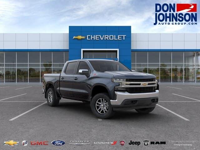 2020 Chevrolet Silverado Crew LT