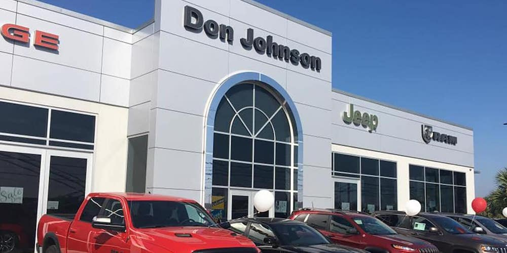 Don Johnson dealership
