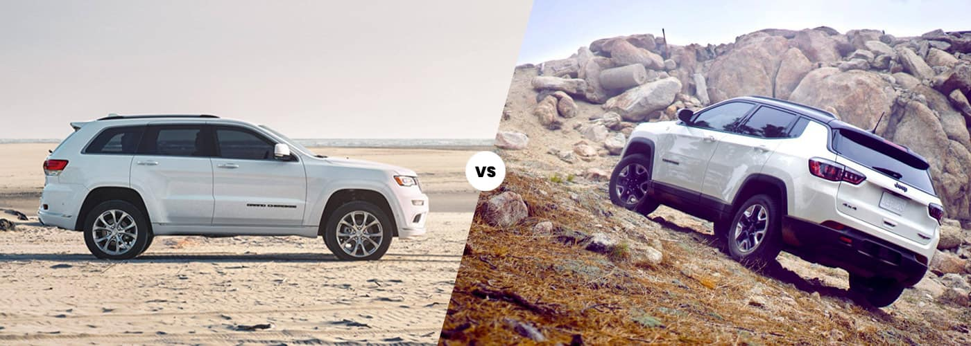 2020 Jeep Cherokee vs. 2020 Jeep Compass