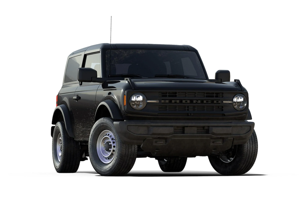 2021 Ford Bronco Base