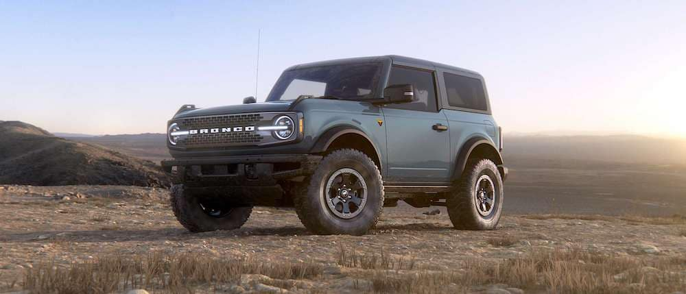 2021 Ford Bronco in Area 51