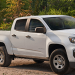 2021 Chevy Colorado Bed Size banner