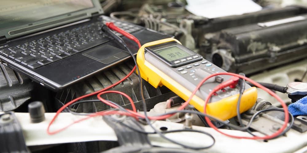 Vehicle repair diagnostics