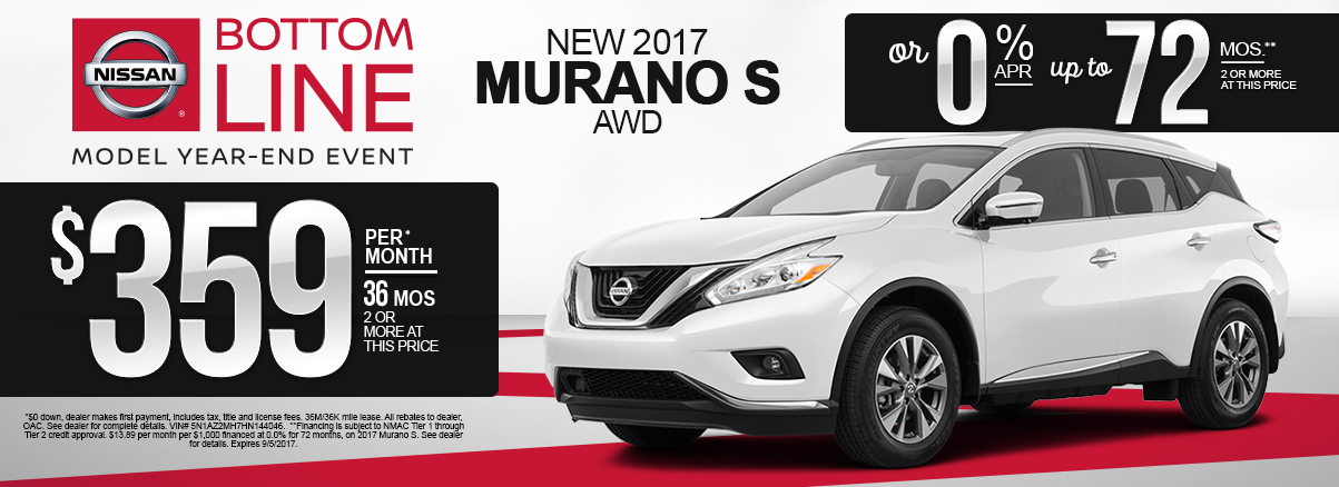 Nissan Murano Special