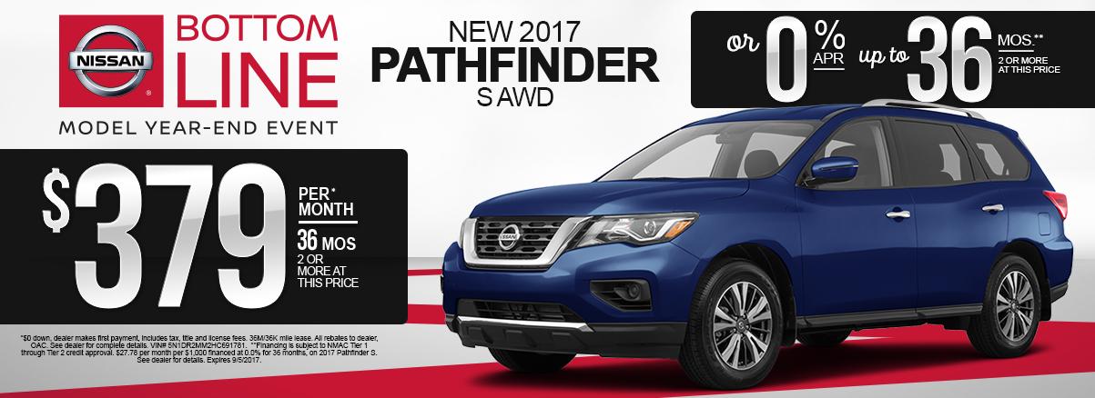 Nissan Pathfinder Special