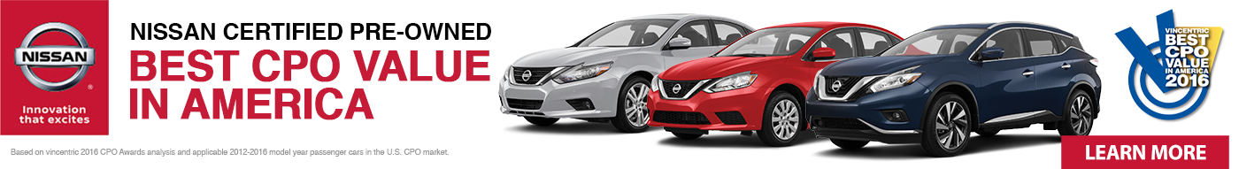 Certified Pre Owned Nissan Benefits