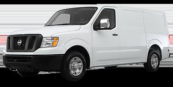 New Nissan NV Cargo
