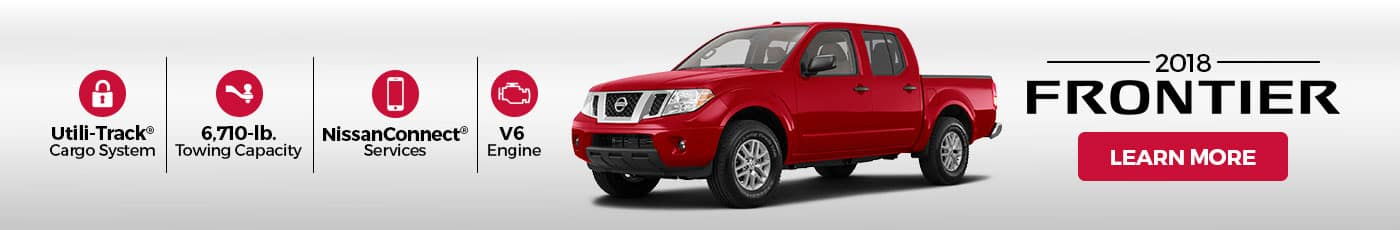 New Nissan Frontier Overview