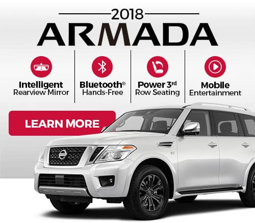 New Nissan Armada Overview