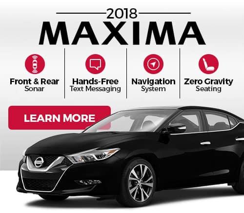 New Nissan Maxima Sedan Overview