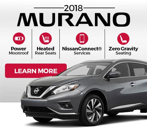 New Nissan Murano Overview