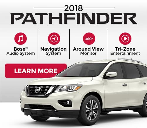 New Nissan Pathfinder Overview