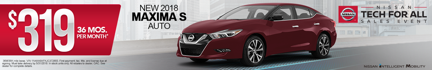 New Nissan Maxima Overview