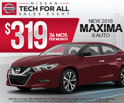 New Nissan Maxima Sedan Overview