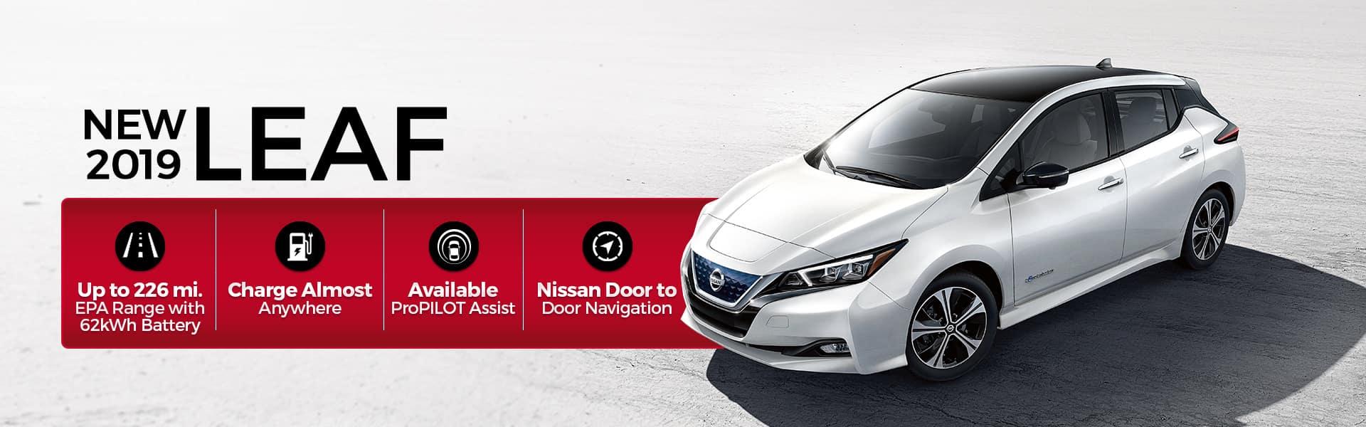 2019 Nissan LEAF Eden Prairie MN