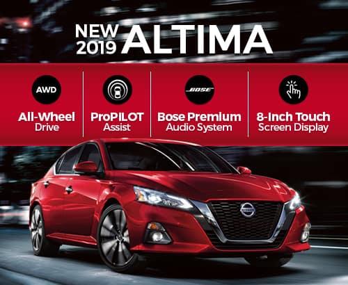 2019 Nissan Altima Eden Prairie MN