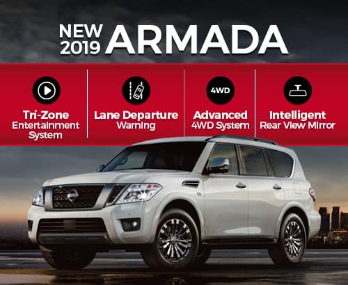 2019 Nissan Armada For Sale MN