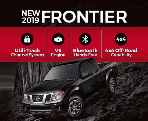 2019 Nissan Frontier For Sale MN