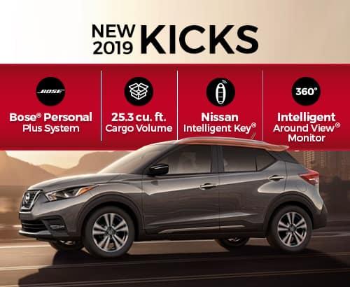 New Nissan Kicks For Sale MN
