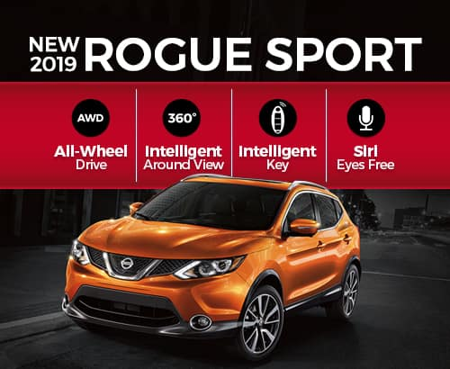 2019 Nissan Rogue Sport For Sale MN