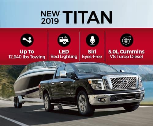 2019 Nissan Titan For Sale MN