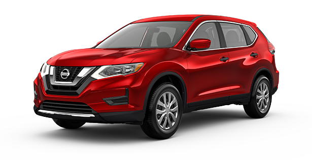 2019-Nissan-Rogue-S-Red