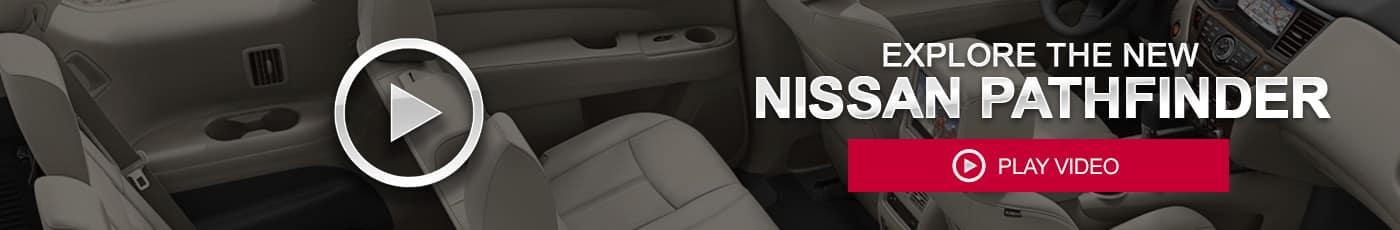 New Nissan Pathfinder Dealer