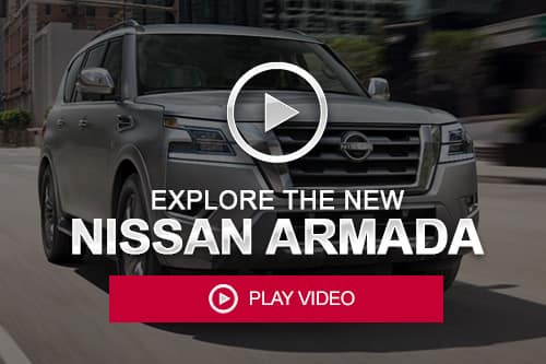 New Nissan Armada For Sale