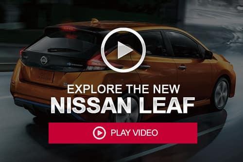 New Nissan Leaf For Sale