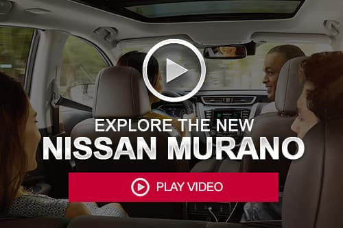 New Nissan Murano For Sale