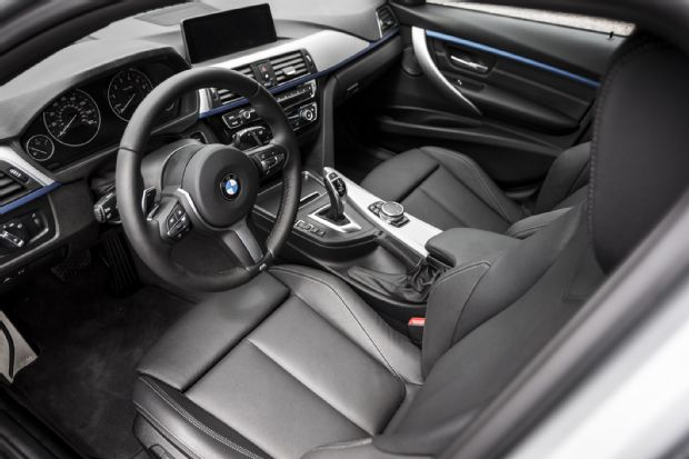 2016 Bmw 340i Xdrive Interior View Elmhurst Bmw