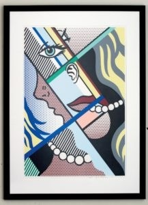 Roy Lichtenstein - Modern Art I