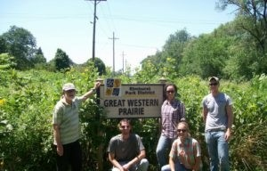 Great Western Prairie Work Day