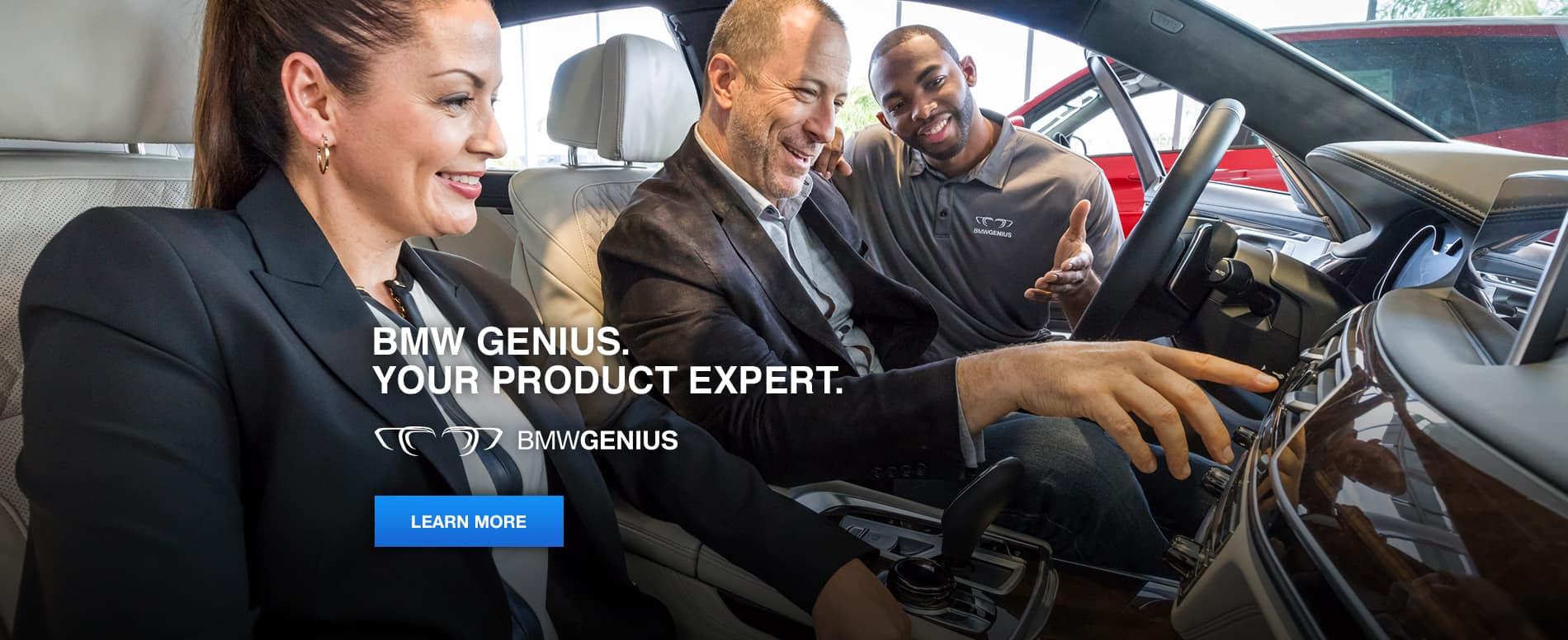 BMW Genius - Your Product Expert
