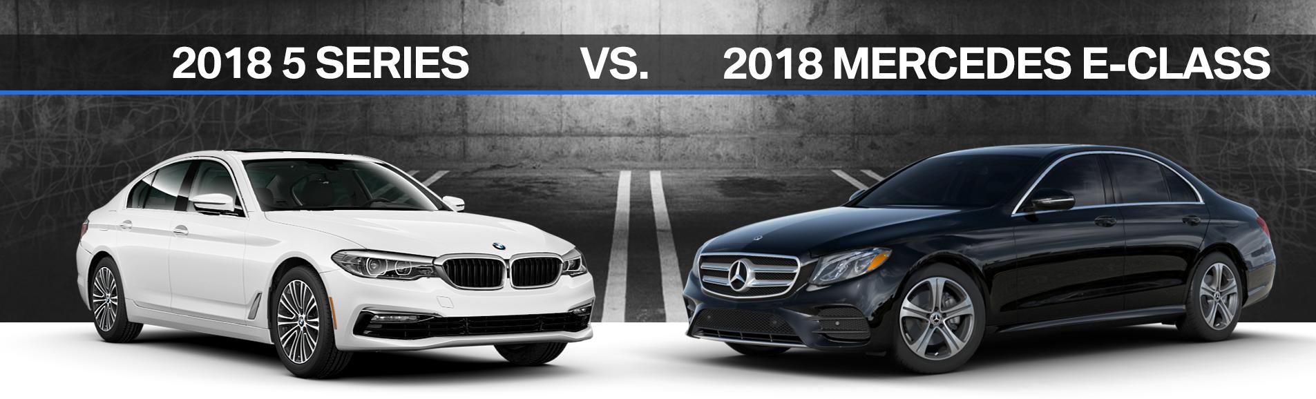 2018 Bmw 5 Series Vs Mercedes E Class Elmhurst Benz Fuel Filter On M2 A Comparison