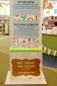 Time Capsule Celebration