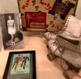 Rollerspeak and Pop-Up Exhibit with James Turner