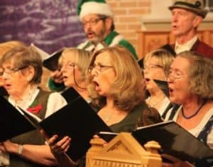 Jolly Old St. Nicholas Concert