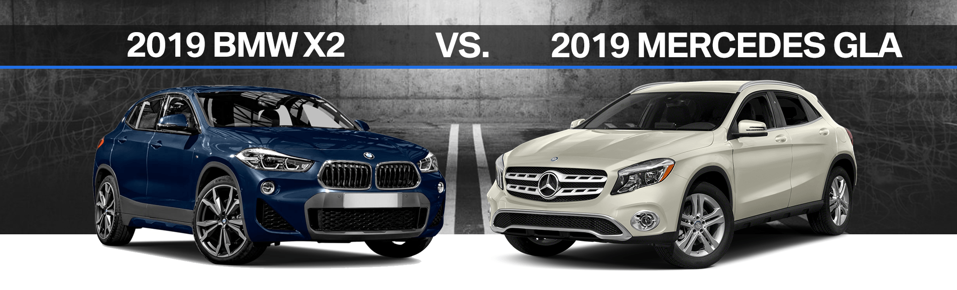 ELMHURST BMW 2019 X2 COMPARISON