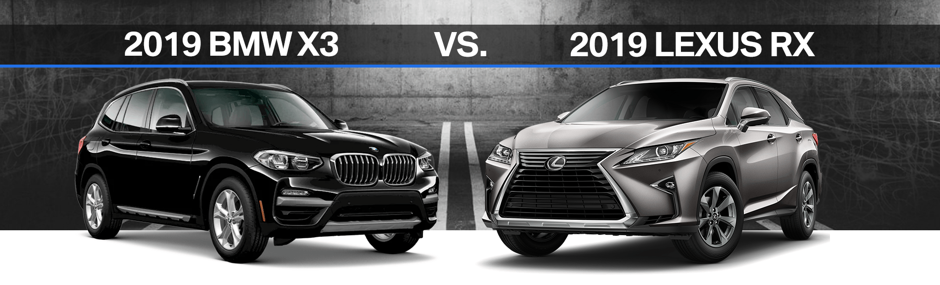 ELMHURST BMW 2019 BMW X3 COMPARISON