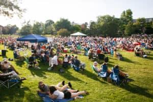 Elmhurst College Summer Band Concert